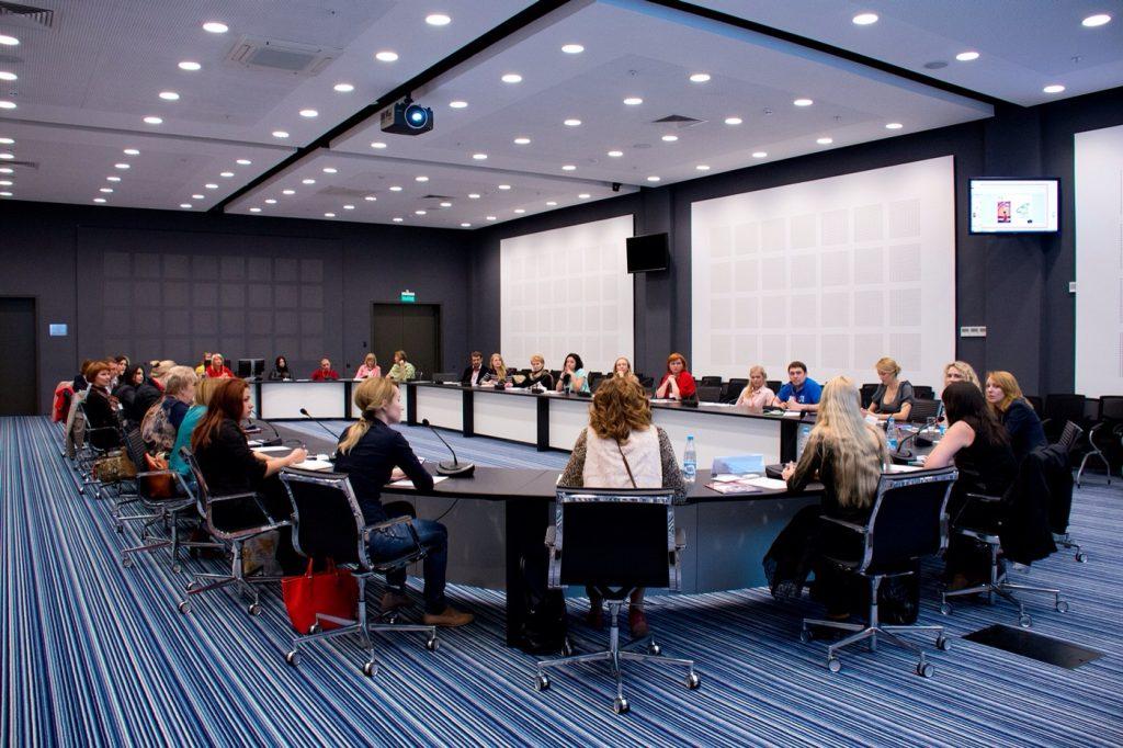 Юстведия проведет круглый стол для предпринимателей