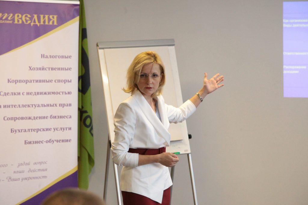 Жучкова Нелли эксперт проекта Мой успешный бизнес